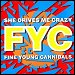 "Fine Young Cannibals - ""She Drives Me Crazy"" (Single)"