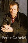 Peter Gabriel Info Page