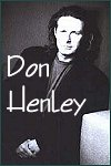 Don Henley Info Page