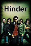 Hinder Info Page