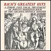 Swingle Singers - 'Bach's Greatest Hits'