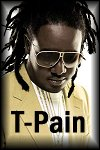 T-Pain Info Page